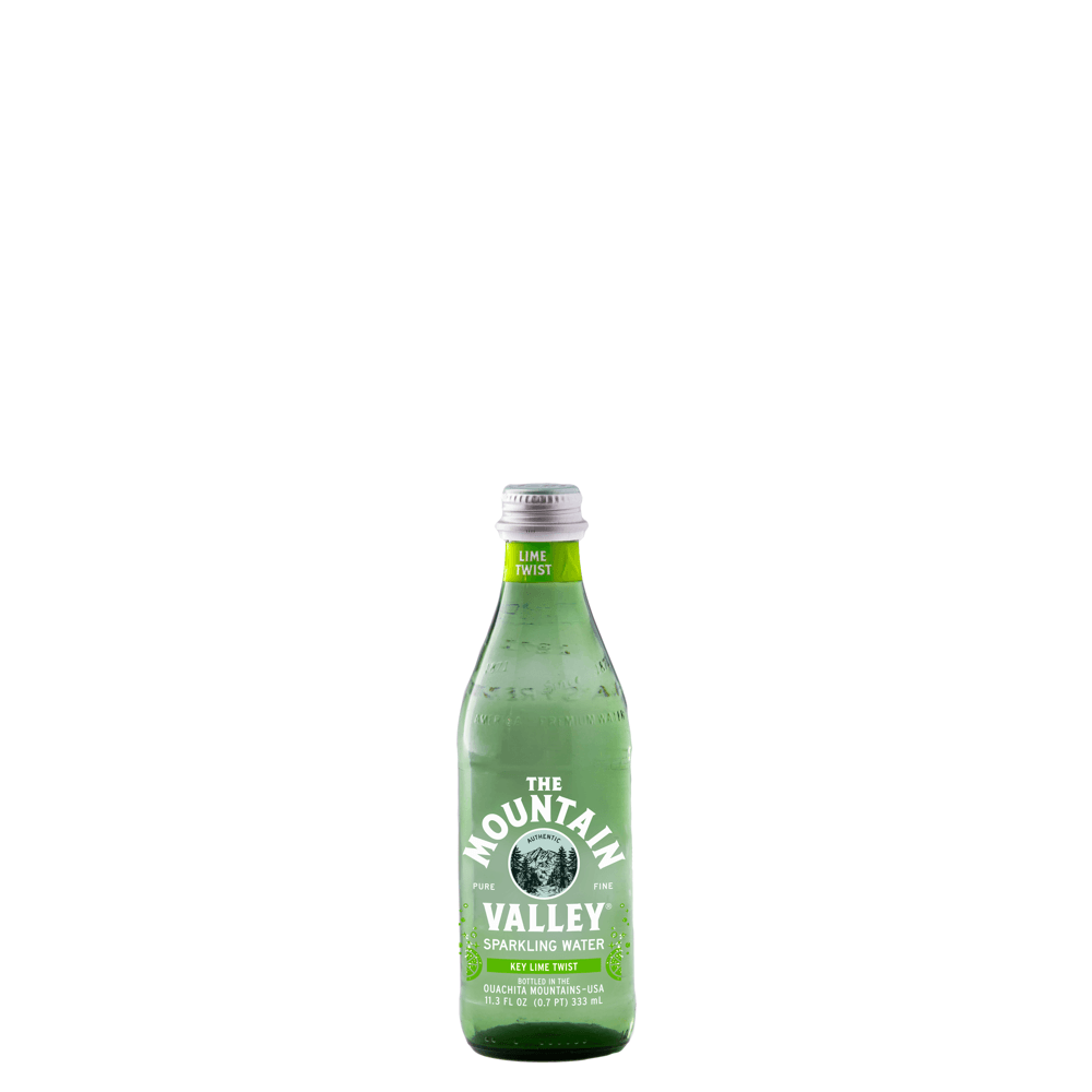 333 mL Sparkling Key Lime Twist in Glass