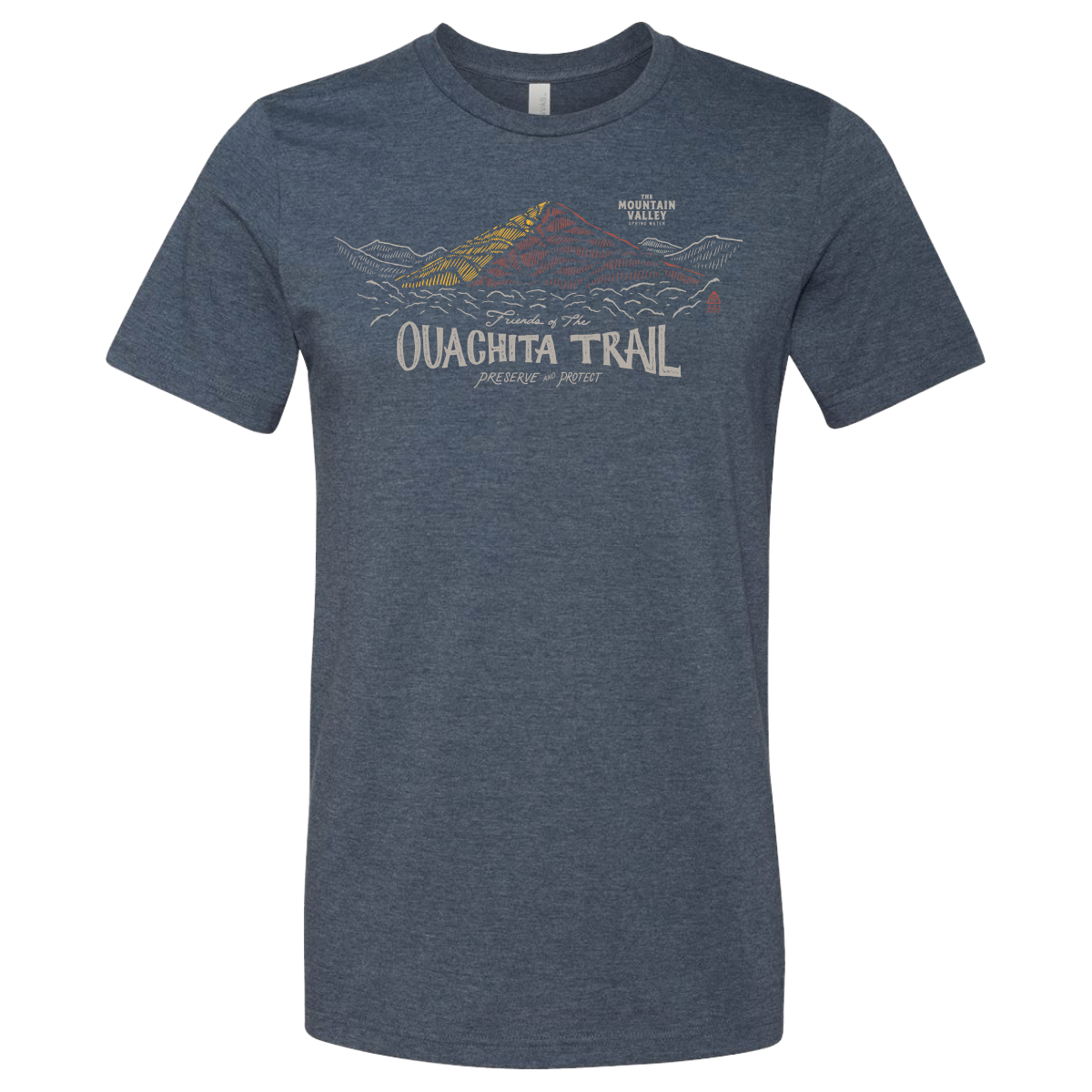 FoOT Short Sleeve Ouachita T-Shirt